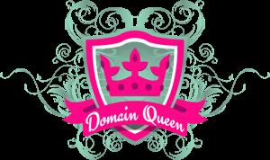 DoaminQueen.com Logo