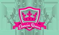 DomainQueen.com Logo
