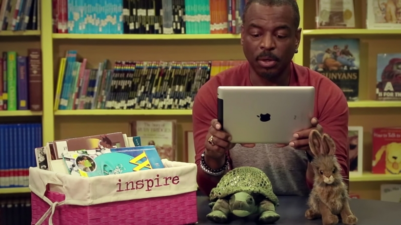 Bring Reading Rainbow's library of interactive books & video field trips to more platforms & provide free access to classrooms in need!  Photo Courtesy of: Entrepreneur.com
